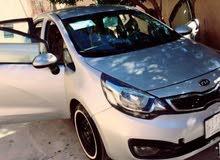 سياره لبيع كيا ريو معوقين 2013