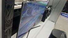 شاشات سامسونج منحنيه 4k سمارت ب 3200