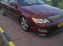 Red Toyota Avalon 2000 for sale