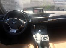 km mileage Lexus CT for sale