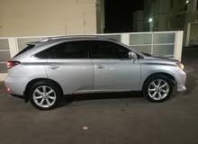 Available for sale! 1 - 9,999 km mileage Lexus RX 2010
