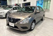 For a Day rental period, reserve a Nissan Sunny 2019