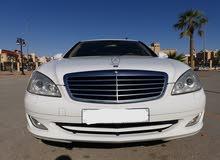 مرسيدس موديل 2007 مقاس 550 لارج للبيع