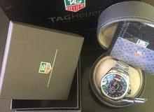 للبيع ساعة تاغ هوير اسبشيل اديشن اصدار مرسيدس SLS سويسرية