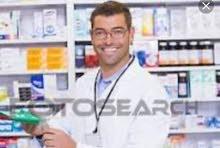 مطلوب صيدلي  للعمل كمدير مذخر ادوية