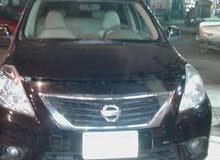 سيارة نيسان صني أوتوماتيك في أبو قرقاص المنيا