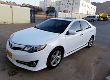 Toyota Camry 2012 For sale - Black color