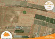 ارض استثمارية مميزة جداً في جنوب عمان