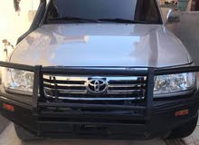 Toyota Land Cruiser 2006 For sale - Silver color