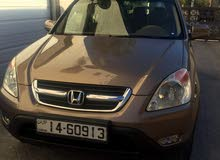 Honda CR-V for sale from owner هوندا CR-V للبيع من المالك
