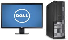 Dell 9020 Core i7 3.4Ghz Qud Core i7 4th Gen 4GB 500TB Gb Os10 Pro