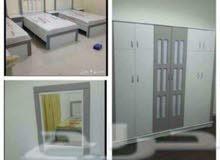 غرف نوم جديده بسعر 1250شامل التوصيل والتركيب