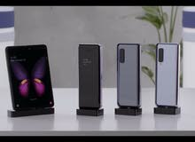 Samsung fold جديد اي كمية موجود