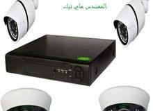 كاميرات مراقبة ضمان عام