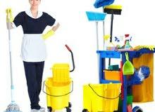 برفليج للنظافة و التنضيفات