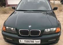 BMW 323 موديل 2000 كمبيو اتوماتيك