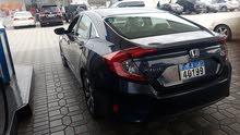 Honda Civic car for sale 2017 in Salala city