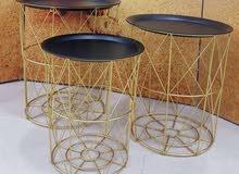 طاولات تقديم