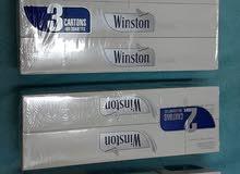 للبيع وينستون سلفر توجد كمية كبيرة