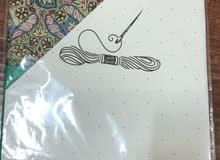 مصار كشميري خياطة يدوية 100٪