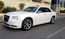 Chrysler 300c with 5.7L engine fully loaded option