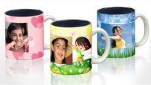طباعة وسائل تعليمية وهدايا الاطفال بصورهم وبوسترات الاطفال