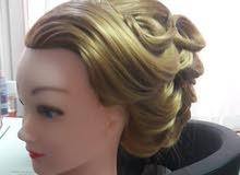 دورة الحلاقة النسائية الاحترافية وفنون تصفيف الشعر