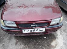 Manual Maroon Opel 1998 for sale