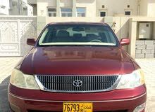 Toyota Avalon 2002 For sale - Maroon color