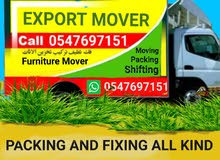 Mover and packer dubai Export Mover