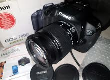 Dslr camera with box new