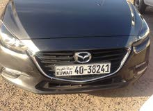 Automatic Grey Mazda 2017 for sale