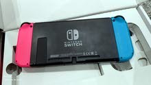Nintendo Switch video game console up for sale. For hardcore gamers
