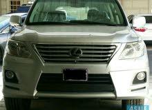 للبيع لكزس 570  2011