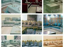 making new sofa/curtain/cerpet&wallpaper &barkiya