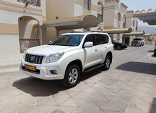 Toyota Prado car for sale 2012 in Muscat city