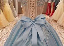 للإجار فستان سندريلا راقي للحفلات
