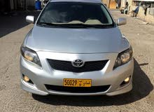 2012 Used Corolla with Automatic transmission is available for sale