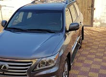Lexus LX car for sale 2013 in Muscat city