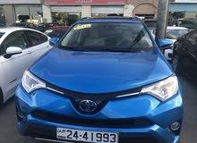 Blue Toyota RAV 4 2016 for sale