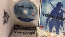 للبيع قرص لعبة Tomb Raider