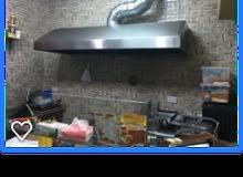 عدة مطعم سناك وكافتيريا للبيع في مرج الحمام