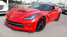 2014 Corvette C7 Full options Gulf specs low mileage