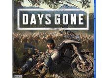 Days Gone لعبة النجاة المعروفة