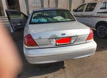 Used condition Ford Crown Victoria 2003 with +200,000 km mileage