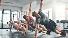 مدرب لياقة بدنية وخسارة وزن وبرامج تغذية صحية
