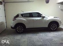 For sale 2016 White Juke