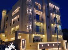 شقة للبيع في منطقة البيادر اول ابو السوس خلف مسجد حسين خواجا إطلالة عاليه