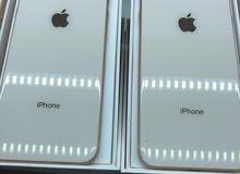 ايفون8 صفير مع كارتون ذاكره 64 امريكي شرط ضمان وفحص (بيع فقط) للحجز خاص او ع رقم تالي بسعر 600 الف
