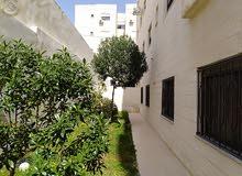 شقة مميزة للبيع في السابع 145م مع حديقة وترسات 100م تشطيب سوبر ديلوكس لم تسكن